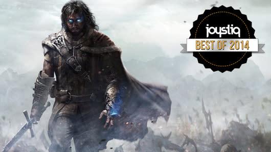 Joystiq Top 10 of 2014: Middle-earth: Shadow of Mordor