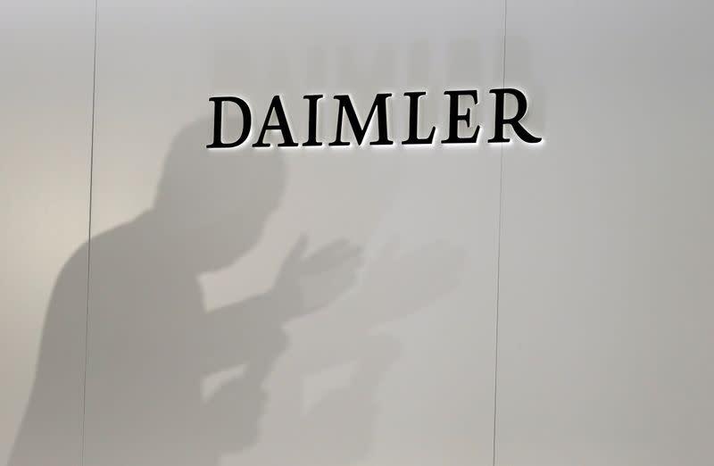 Daimler sued for $1 billion in German court over diesel cheating