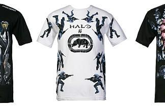 New Halo-themed Ecko shirts rival everything for ugliest anything, ever