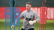 Dean Henderson aiming to oust David de Gea as Manchester United's keeper