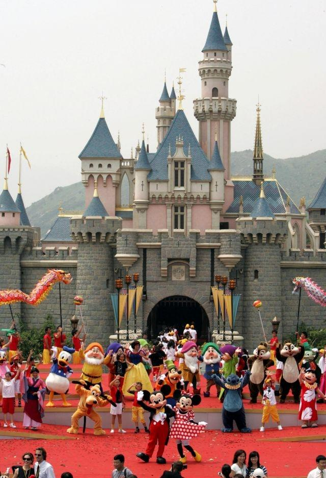 negotiation process of hong kong disneyland The organizer of hong kong disneyland's disney halloween time magic access any loss or damage arising from any failure to receive or process any registration.