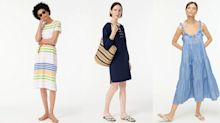 11 of the best under-$200 dresses from J.Crew that we're loving for spring
