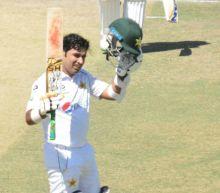 Pakistan's Abid Ali slams maiden Test double-century: The key numbers