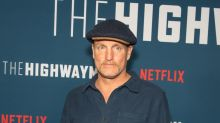 Woody Harrelson on dining with Donald Trump and giving sermons with Mike Pence