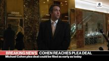 Trump's former attorney reaches plea deal: Sources