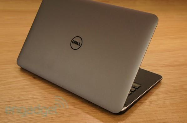Dell's XPS 13 Ultrabook: IT-friendly, 128GB SSD and backlit keyboard standard, arrives in February for $999
