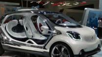 Germany Showcases Cars of the Future