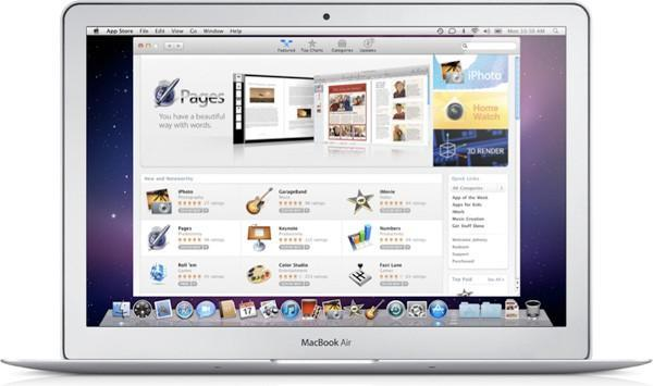 Apple Mac App Store: open for business starting January 6th