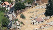 Inondations dans les Alpes-Maritimes : Castex déclenche la procédure de catastrophe naturelle