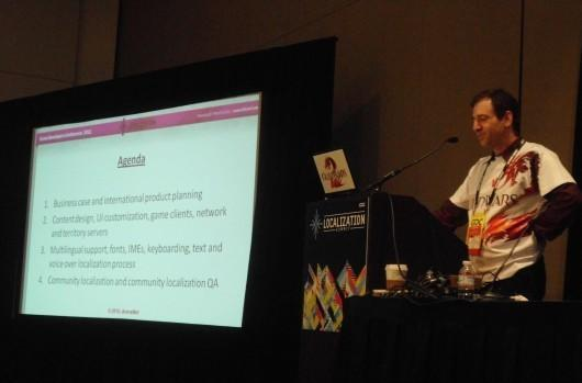 GDC 2011: ArenaNet's Adam Vance talks localization for Guild Wars