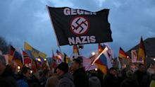 The Neo-Nazis Are Back Online