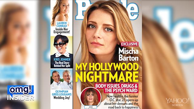 Mischa Barton Goes Public About Her 'Terrifying' Breakdown