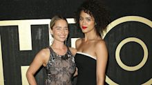 GoT 's Nathalie Emmanuel Says Emilia Clarke Defended Her from On-Set Remark About 'Revealing' Costume