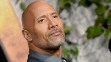 The Rock brands the Facebook scam artists who are using his name 'real pieces of s**t'