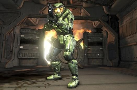 Master Chief Collection reloads, adds Combat Evolved playlist