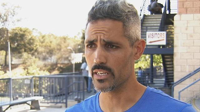 Boyle Heights running coach honored for inspiring students