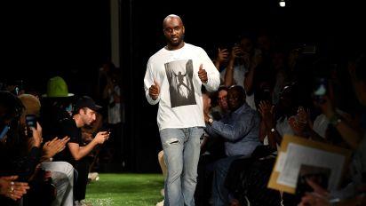 Fashion's new black prince reigns over Paris shows