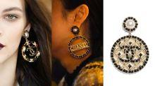 香奈兒入門:30款全新 Chanel 圓形雙C、珍珠耳環 點綴聖誕派對造型