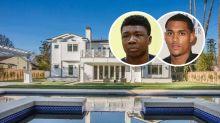 Jordan Clarkson Passes Woodland Hills Home to NBA Star Thomas Bryant