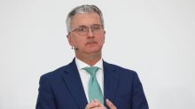 VW board to discuss prosecutors' probe into Audi CEO on Monday