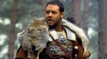 Russell Crowe's 'Divorce' Auction Included Life-Size Prop Horses… and His 'Gladiator' Codpiece