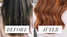 How My Colorist Corrected My Splotchy Hair-Dye Mess Without a Drop of Bleach