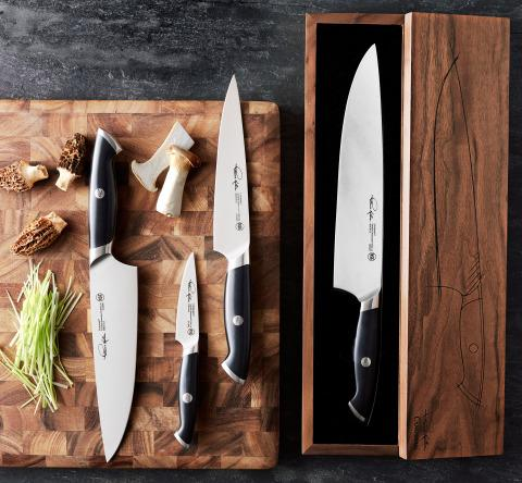 WILLIAMS SONOMA AND CHEF THOMAS KELLER LAUNCH THE THOMAS KELLER SIGNATURE CUTLERY COLLECTION BY CANGSHAN