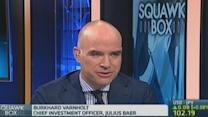 Julius Baer: Not scared about China debt defaults