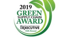 Diageo North America Receives A 2019 Supply & Demand Chain Executive Green Supply Chain Award For Third Consecutive Year