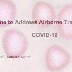 Hundreds of International scientists say COVID-19 can spread through the air