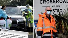 MP in quarantine as coronavirus pub cluster in Sydney grows