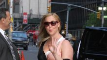 Amy Schumer Narrowly Avoids a Wardrobe Malfunction: 'Close Call'