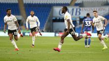 Cardiff City 0-2 Fulham: Onomah and Kebano seize play-off advantage