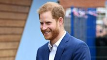 'Good Luck with Your Baby!' — Dad-to-Be Prince Harry Gets an Adorable Welcome from Young Students