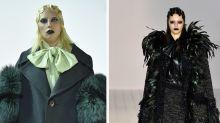 Topstars bei Marc Jacobs-Show nicht wiederzuerkennen