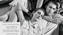 Calvin Klein Takes on Sexting, Tinder to Promote #mycalvins