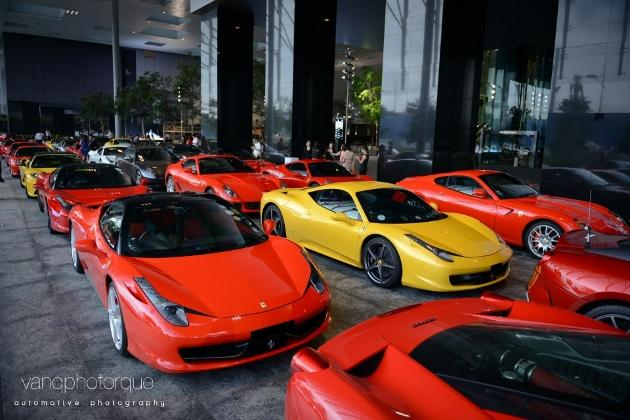 So, what's it really like to own a Ferrari in Singapore?