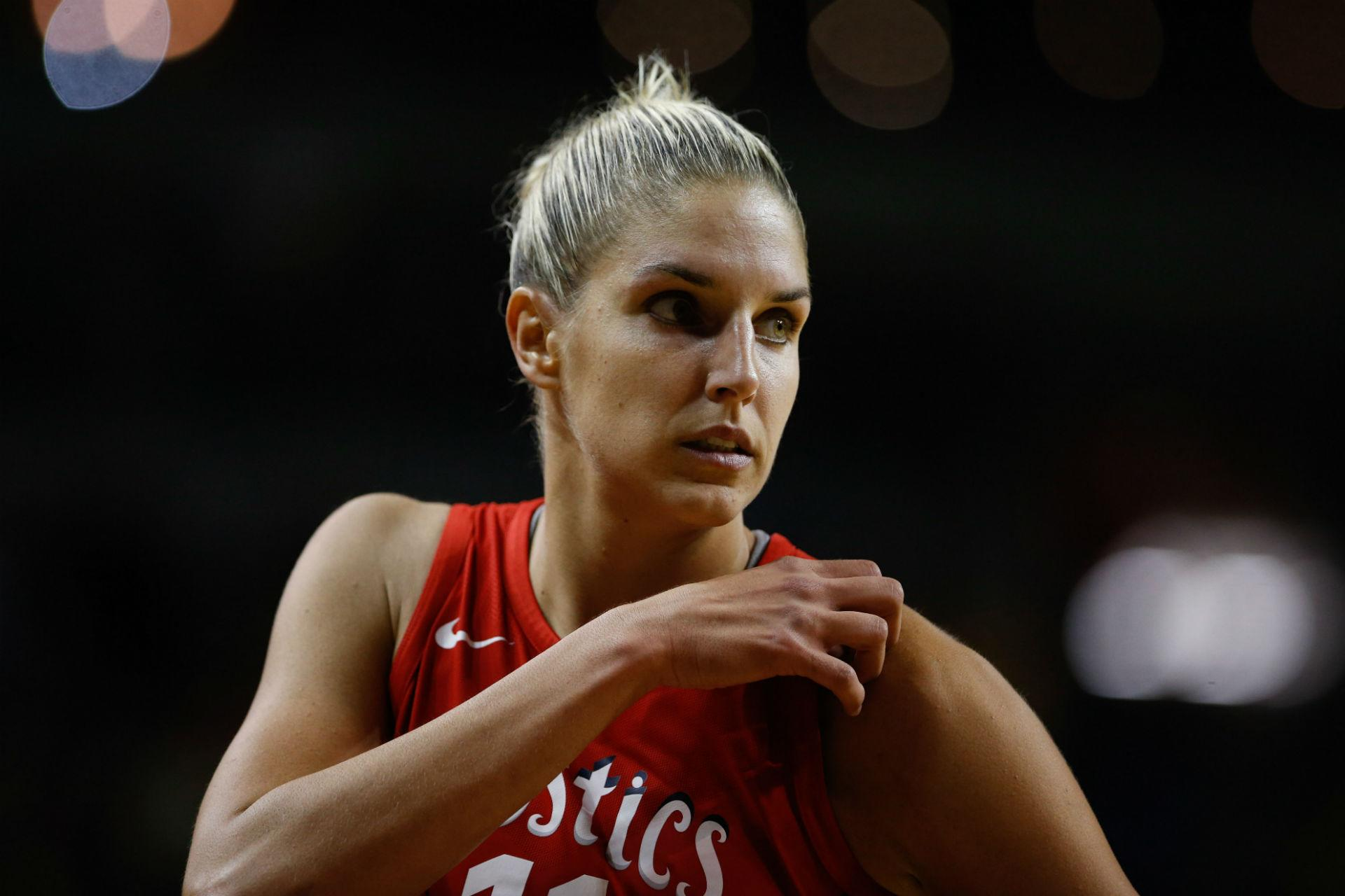 Recent travel arrangements have Mystics' forward Elena Delle Donne 'sick of it'