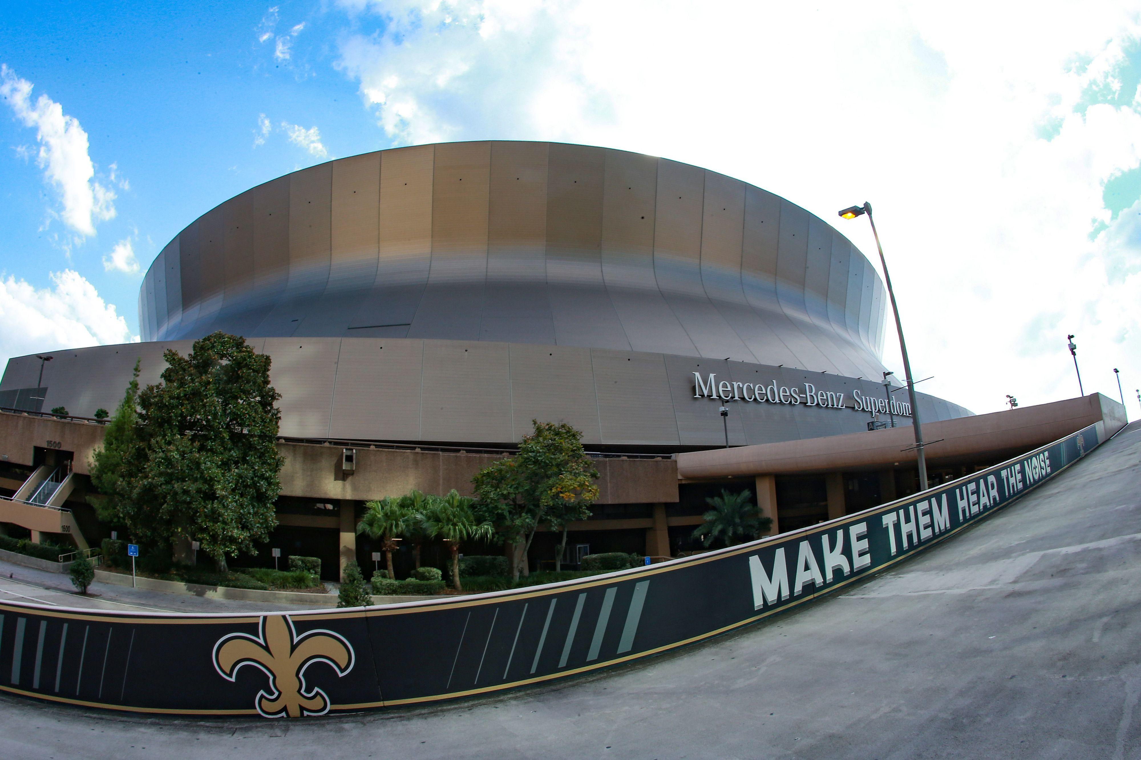 New Orleans Saints consider playing games at LSU after request for more fans at Superdome is denied