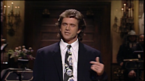'Sexiest' in 1985: Mel Gibson Monologue