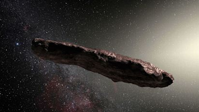 Why a new discovery means humans should keep an 'open mind' about extraterrestrial life