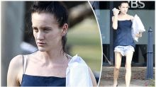 Ines seen looking gaunt after MAFS cheating scandal