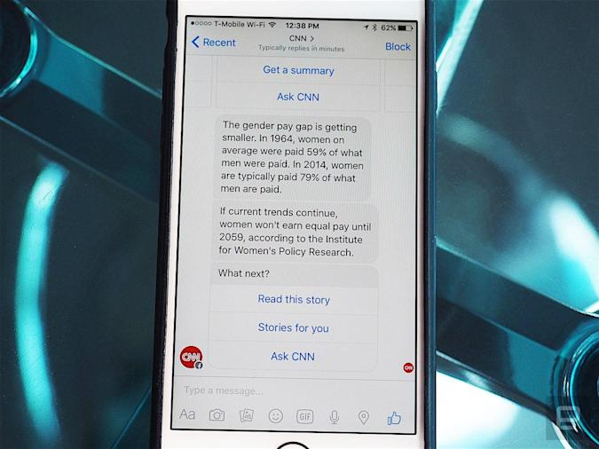 Facebook is poised to take the chatbot world by storm