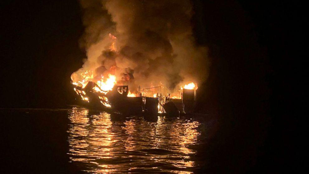 Calif. boat captain indicted in fire that killed 34