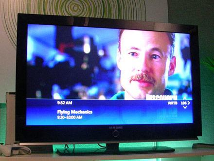 Hands-on with IPTV on Xbox 360