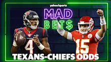 Mad Bets: Will the Chiefs cover -9.5 vs. Texans?