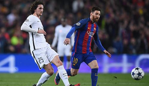 Champions League: Rabiot bereut seinen Einsatz gegen Barcelona