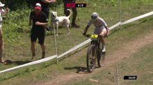 Cyclo cross - Replay : Coupe du monde VTT, Cross country femmes Sainte Anne
