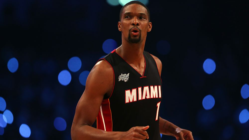 Chris Bosh says he's 'still an athlete', doesn't rule out return to basketball