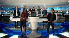 Star Trek Beyond Trailer Coming With Star Wars 7
